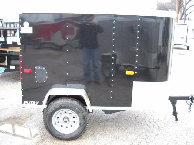 2016 Cargo Craft EV471 Enclosed Cargo Trailer