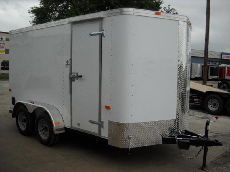 2015 Cargo Craft EV7142 Cargo / Enclosed Trailer