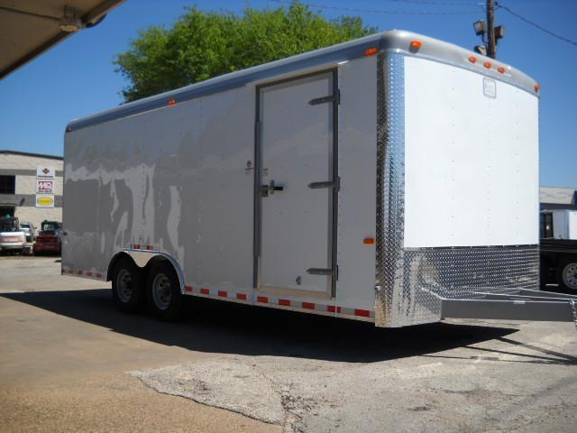 2016 Cargo Craft XP85202 Enclosed Cargo Trailer