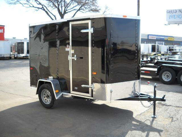 2016 Cargo Craft EV6101 Enclosed Cargo Trailer