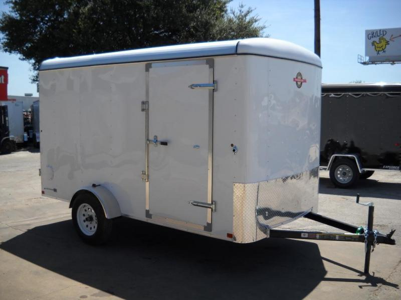 2015 Carry-On 6X12CG Cargo / Enclosed Trailer