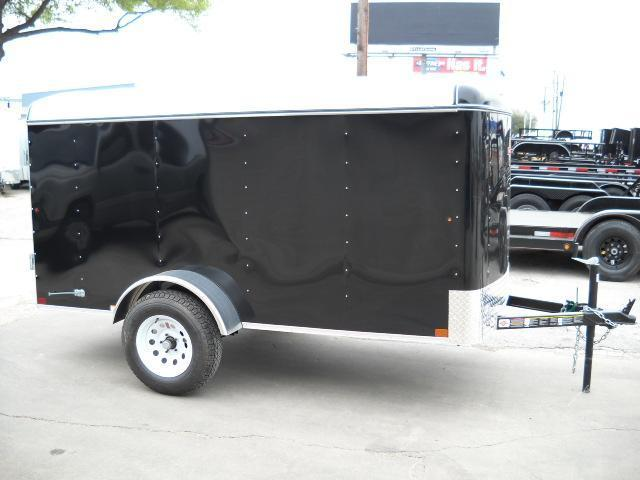 2016 Carry-On  5X10CGEC Enclosed Cargo Trailer