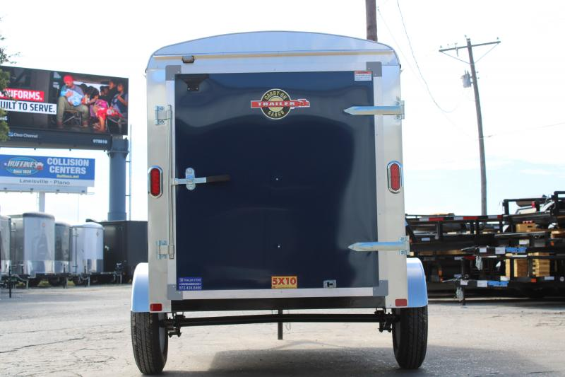 2020 Carry-On 6X10CGR Enclosed Cargo Trailer
