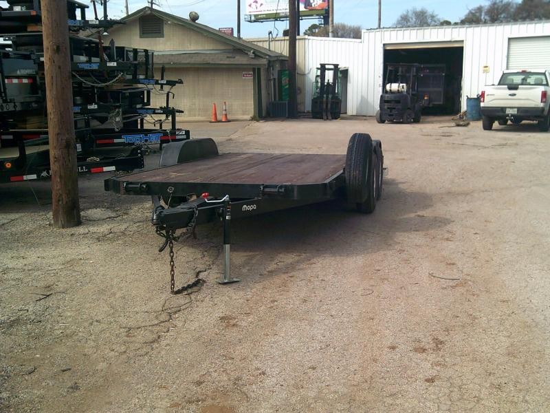 7x16 Car Hauler Car / Racing Trailer