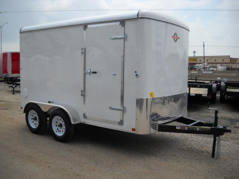 2015 Carry-On 6X12CGR7K Cargo / Enclosed Trailer