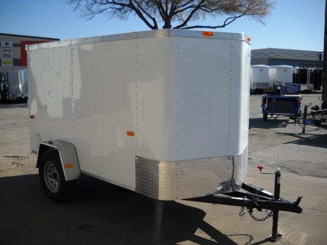 2016 Cargo Craft EV5101 Enclosed Cargo Trailer