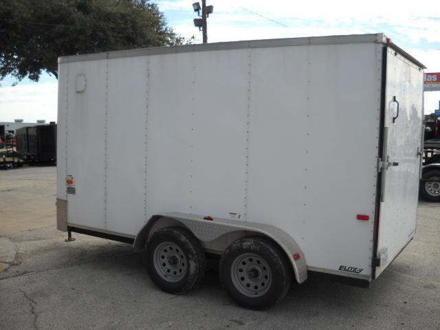 2014 Cargo Express EV7142 Enclosed Cargo Trailer