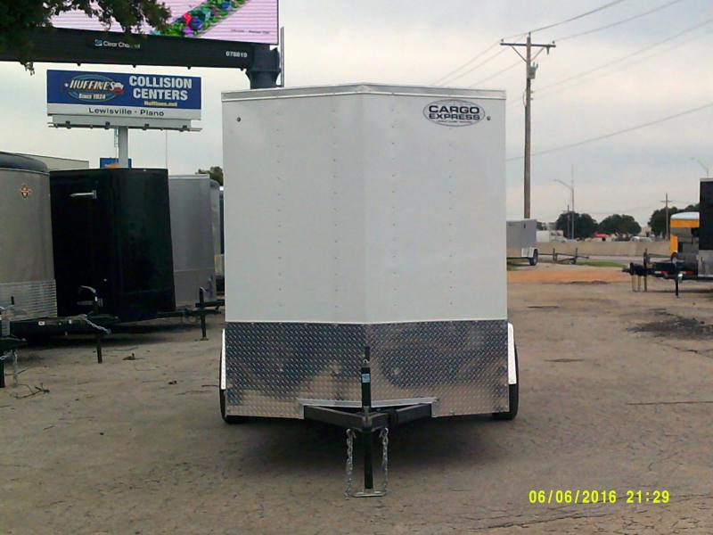 2020 Cargo Express CSCBA6.0X12S12FE Enclosed Cargo Trailer