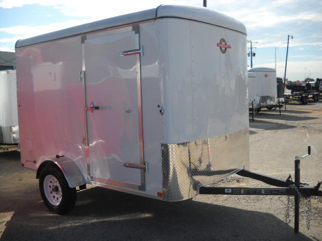 2017 Carry-On 6X10CG Enclosed Cargo Trailer