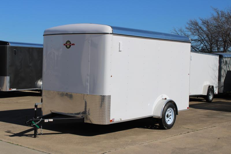 2020 Carry-On 7X12CGR1AXLE Enclosed Cargo Trailer