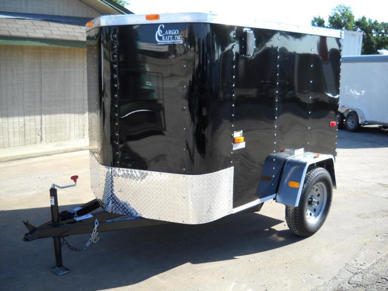 2015 Cargo Craft Elite-V 5x8 Cargo / Enclosed Trailer