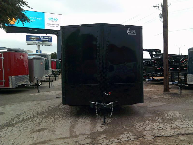 2019 Cargo Craft 8.5x16 Enclosed Cargo Trailer