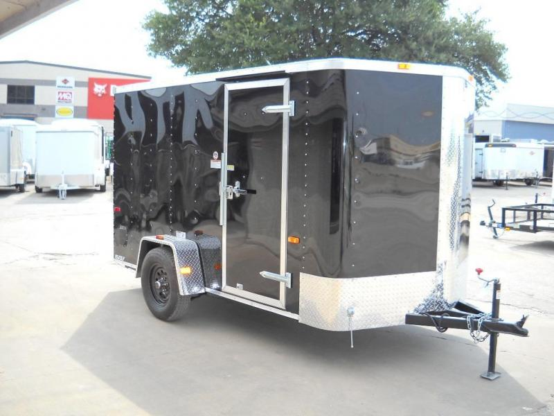2015 Cargo Craft Elite-V 6x12 Cargo / Enclosed Trailer