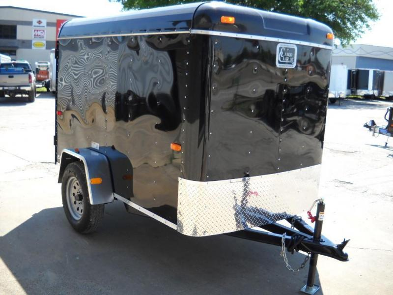 2015 Cargo Craft ES581 Cargo / Enclosed Trailer