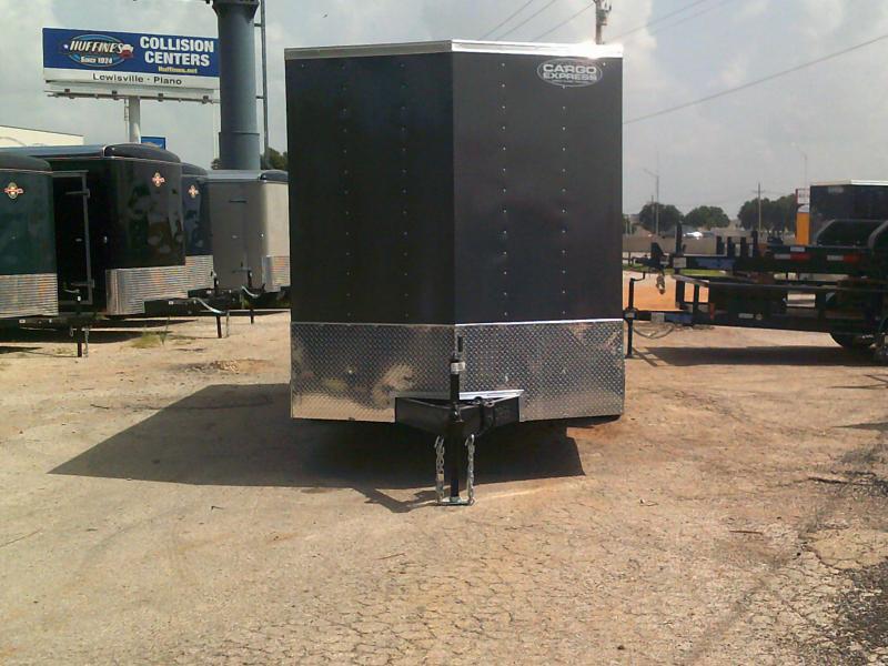 2020 Cargo Express 7X18 Enclosed W/ REAR RAMP