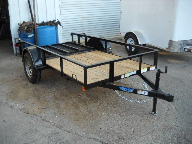 2019 Top Hat Trailers 5X10 Utility Trailer