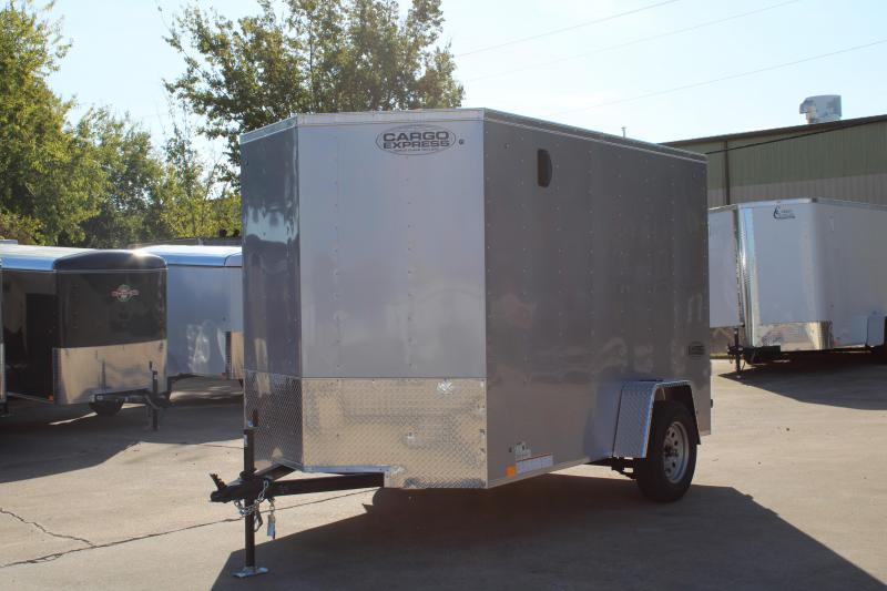 2020 Cargo Express CSCBA6.0X10SI2FE Enclosed Cargo Trailer