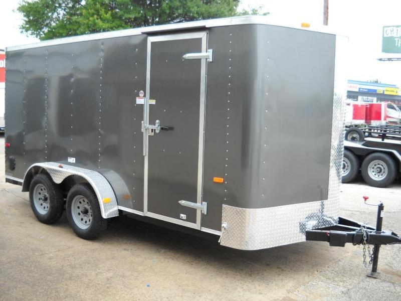 2015 Cargo Craft Elite-V 7x16 Cargo / Enclosed Trailer