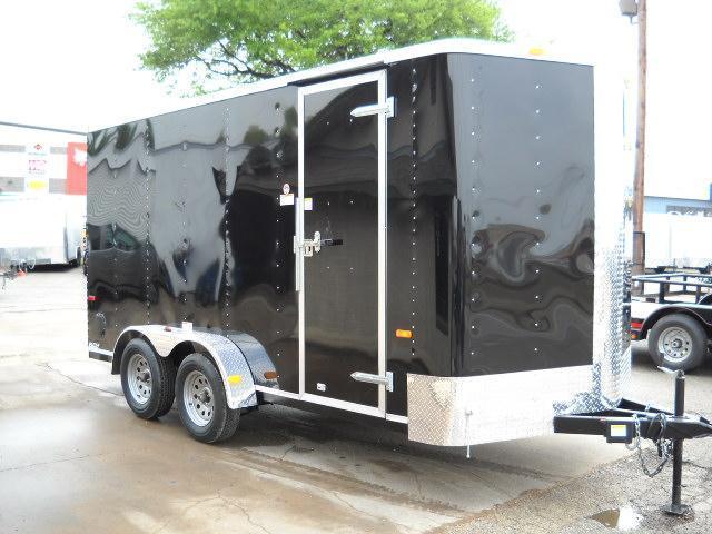 2016 Cargo Craft EV7162 Enclosed Cargo Trailer