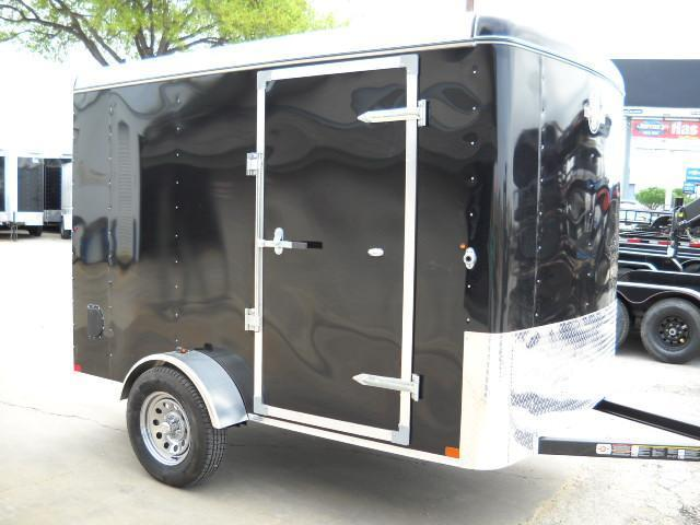 2016 Carry-On 6X10CGR Enclosed Trailer