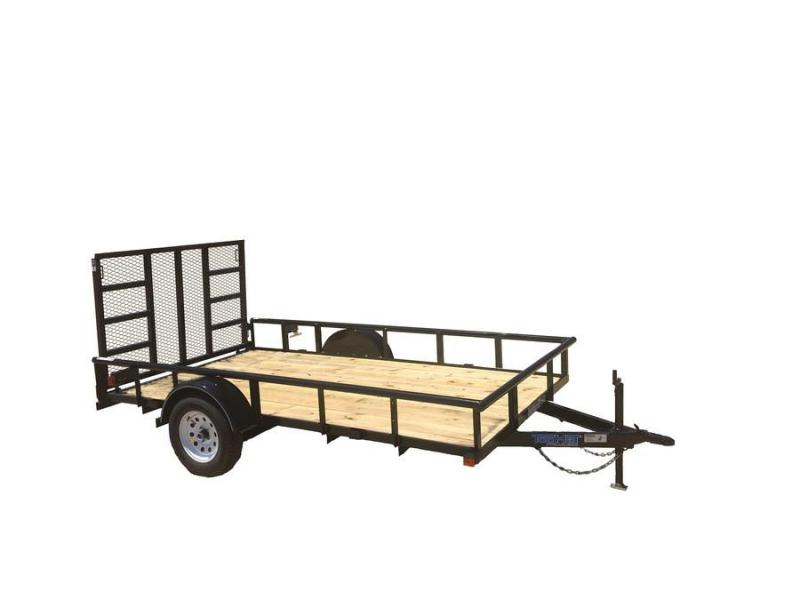 2018 Top Hat 6.5X10 Utility Trailer