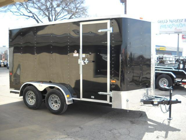 2016 Cargo Craft EV7142 Enclosed Cargo Trailer