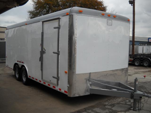 2015 Cargo Craft XP85202 Cargo / Enclosed Trailer