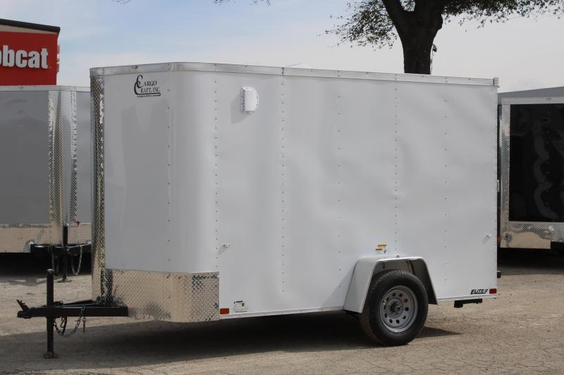 2020 Cargo Craft EV-6121 Enclosed Cargo Trailer