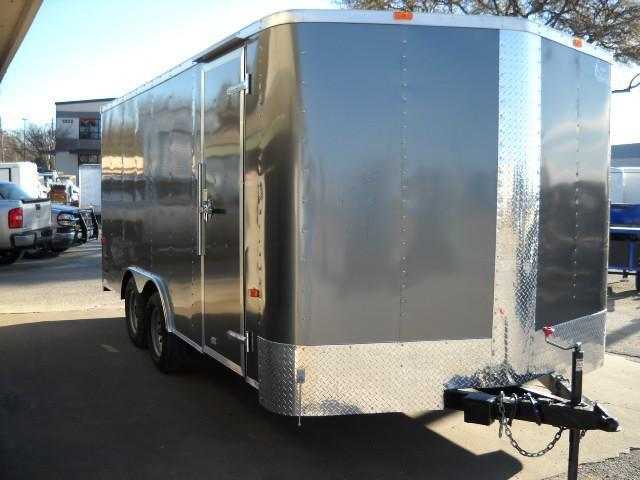 2016 Cargo Craft EV85182 Enclosed Cargo Trailer