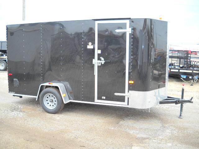 2016 Cargo Craft EV6141 Enclosed Cargo Trailer