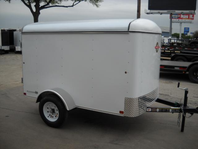 2016 Carry-On 5X8CGEC Enclosed Cargo Trailer