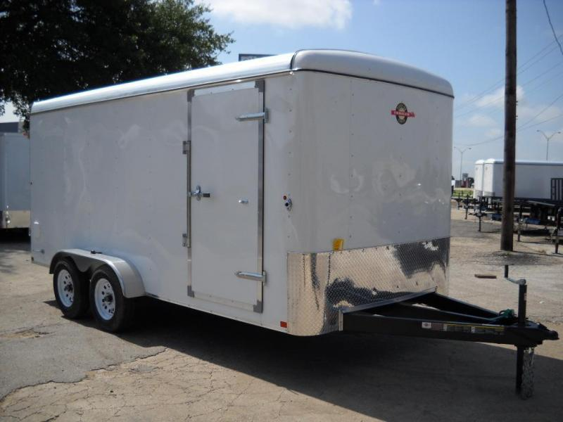 2015 Carry-On 7X16CG Cargo / Enclosed Trailer