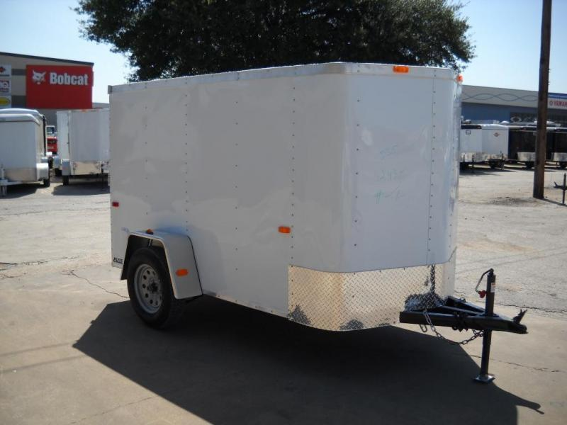 2015 Cargo Craft Elite-V 5x10 Cargo / Enclosed Trailer