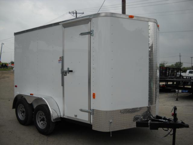 2015 Cargo Craft EV7122 Cargo / Enclosed Trailer