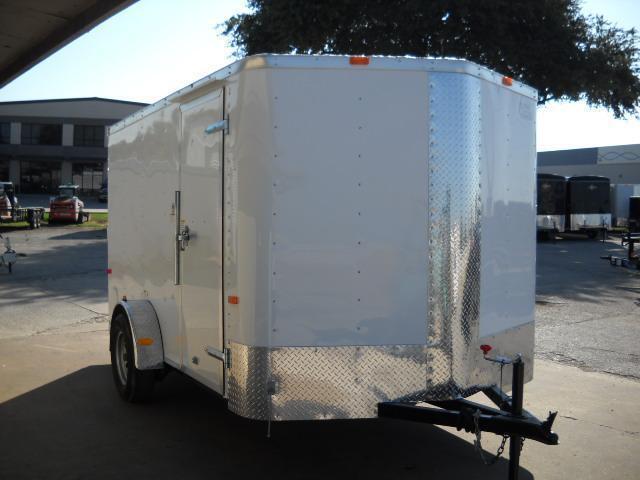 2017 Cargo Craft EV7121 Enclosed Cargo Trailer