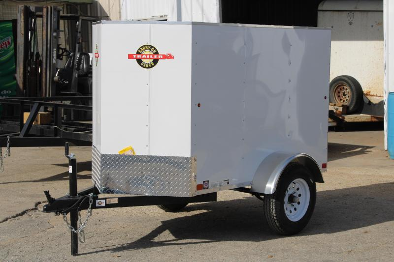 2020 Carry-On 4X6CGVEC-13 Enclosed Cargo Trailer