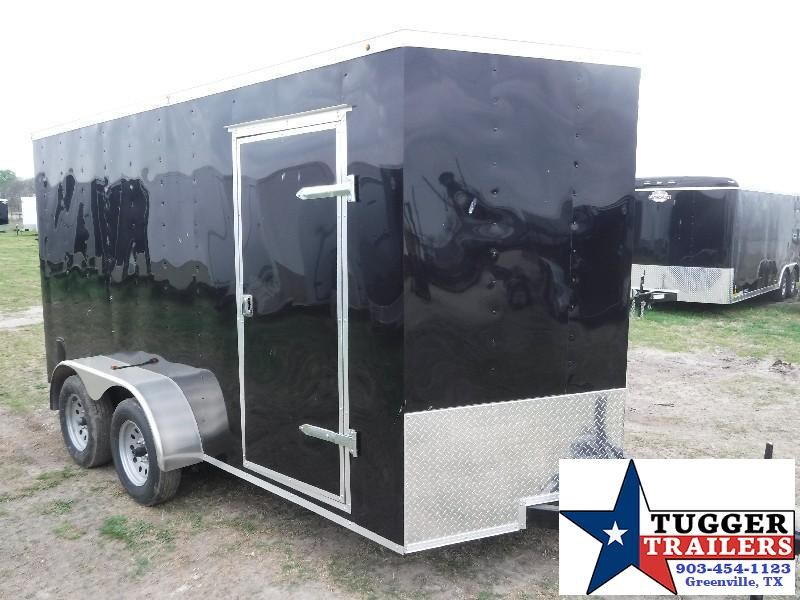 2017 Salvation Trailers 7 x 14 TA Elite Enclosed Cargo Trailer