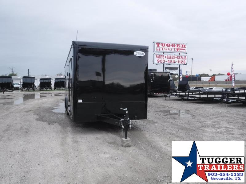 2018 Cargo Mate Trailers 8.5 X 28 Enclosed Cargo Trailer