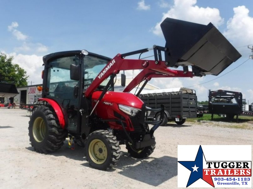 2017 Yanmar USA 35HP  YT235C TL Loader Tractor $406/month WAC