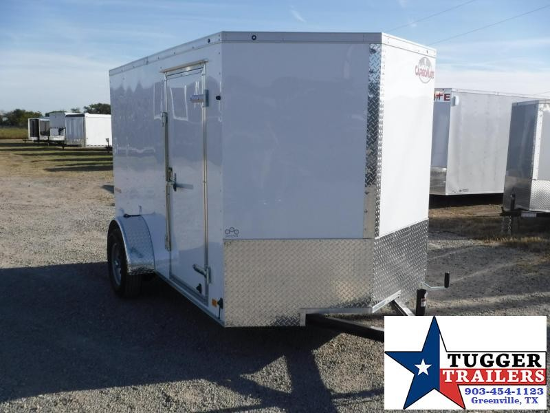 2017 Cargo Mate 6x10 E-Series Enclosed Cargo Trailer