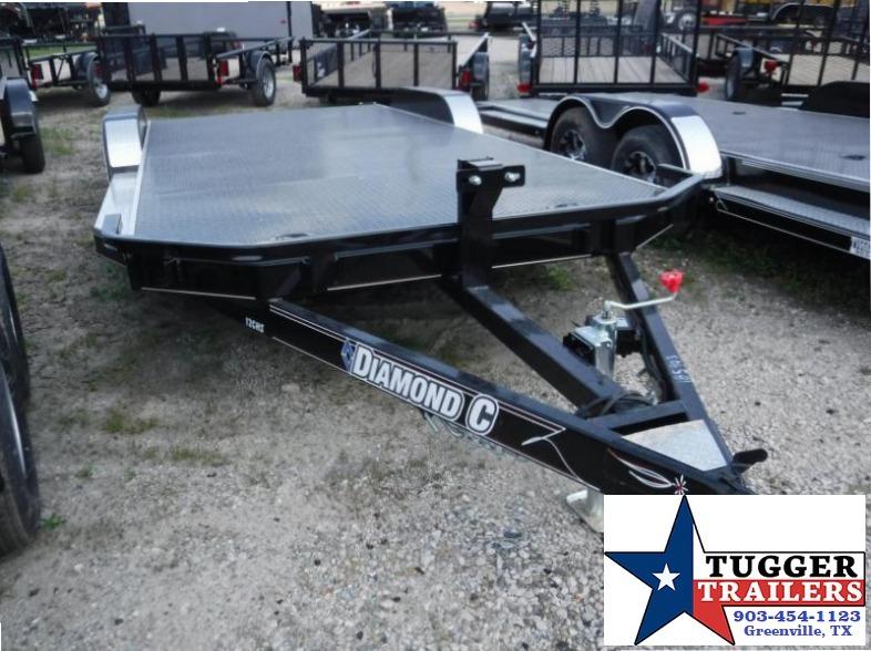 2017 Diamond C Trailers 83x20 12CHS Car / Racing Trailer