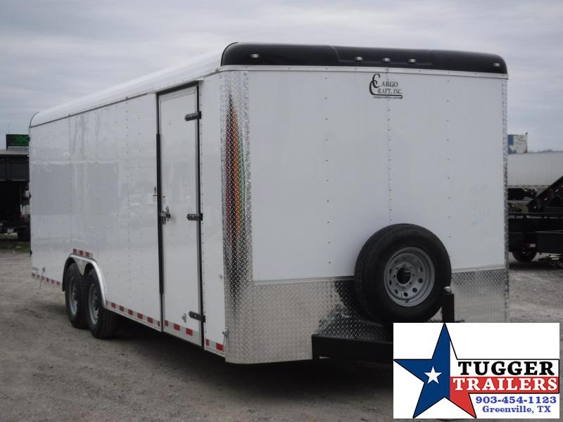 2018 Cargo Craft 8.5x24 Expedition Enclosed Cargo Trailer
