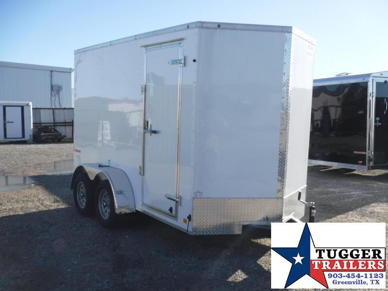 2017 Cargo Mate 6 x 12 E- Series TA Enclosed Cargo Trailer