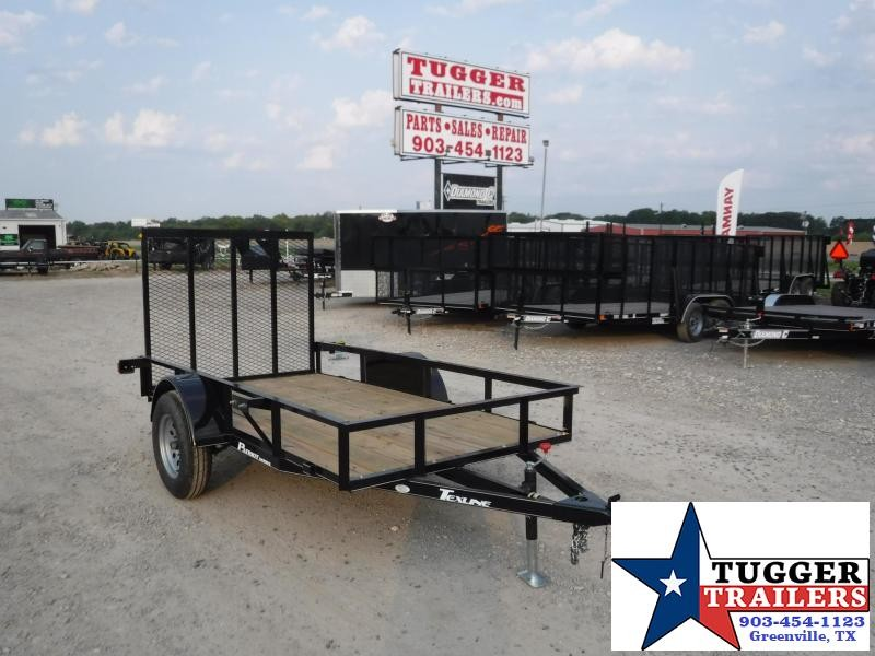 2018 TexLine 5X10 Patriot Utility Trailer