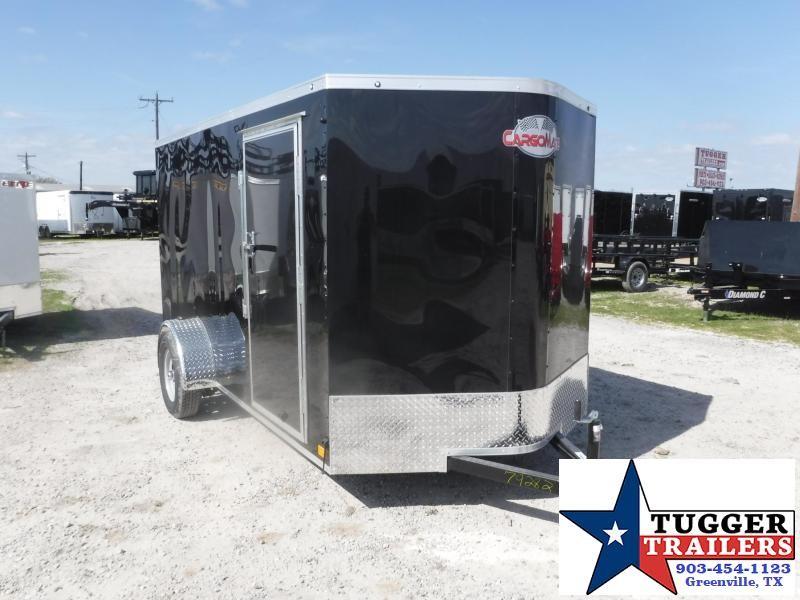 2018 Cargo Mate 6x12 TX LE Enclosed Cargo Trailer
