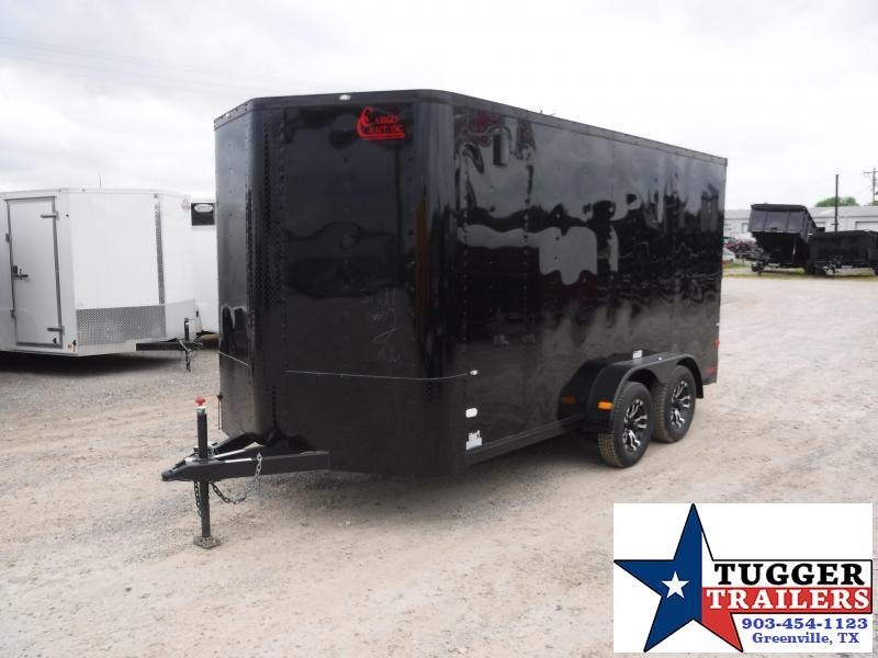 20187 Cargo Craft 7 x 14 Elite-V TA Enclosed Cargo Trailer