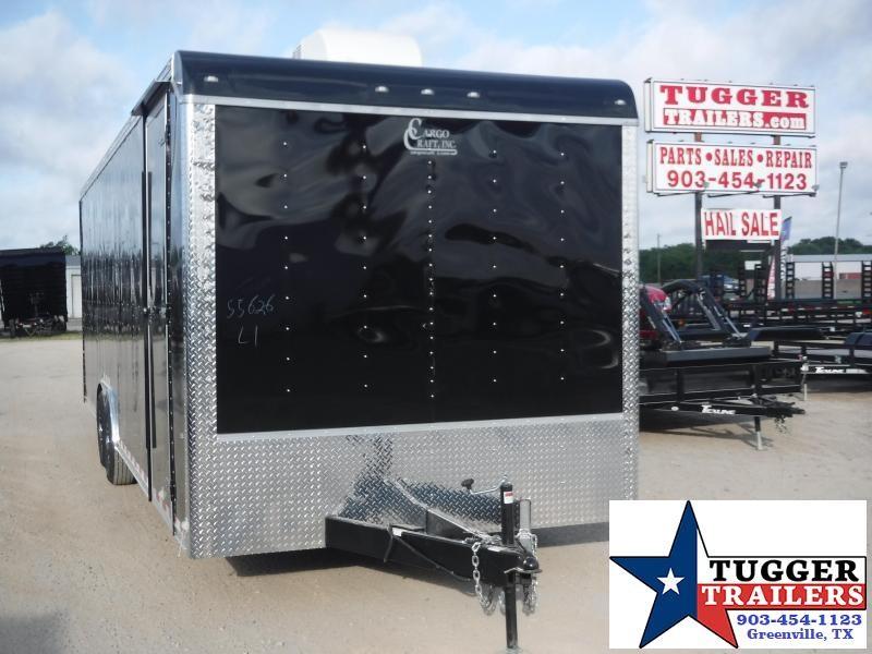 2019 Cargo Craft 8.5x28 28ft Auto Mobile Cargo Car / Racing Trailer