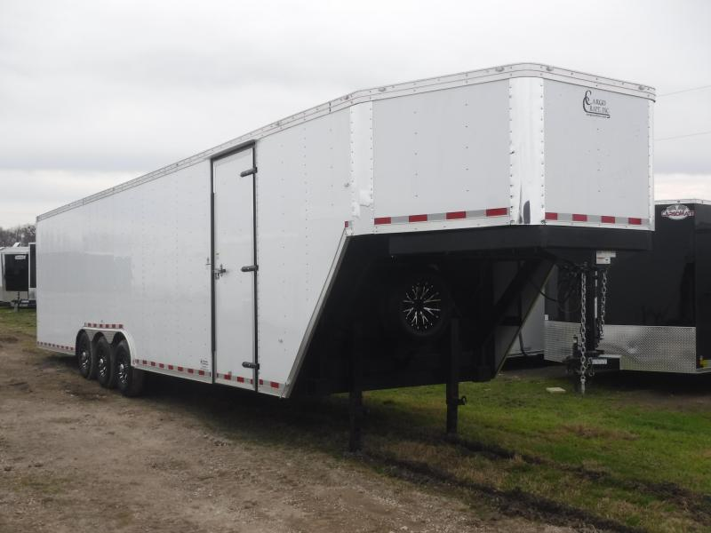 2018 Cargo Craft 8.5X40 40FT Enclosed Cargo Trailer