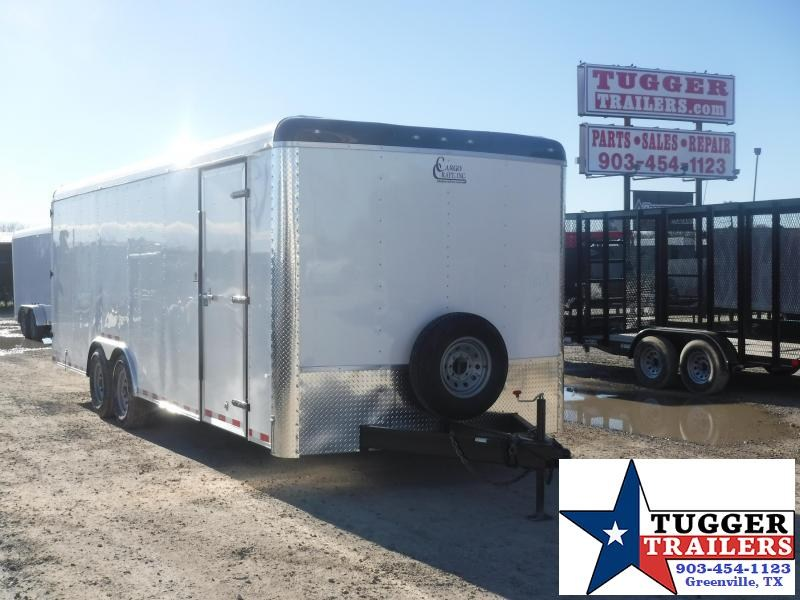 2019 Cargo Craft 8.5x24 Tandem Axle Expedition-85242 Enclosed Cargo Trailer