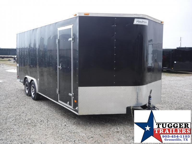 2015 Haulmark 8.5x20 Passport Enclosed Cargo Trailer